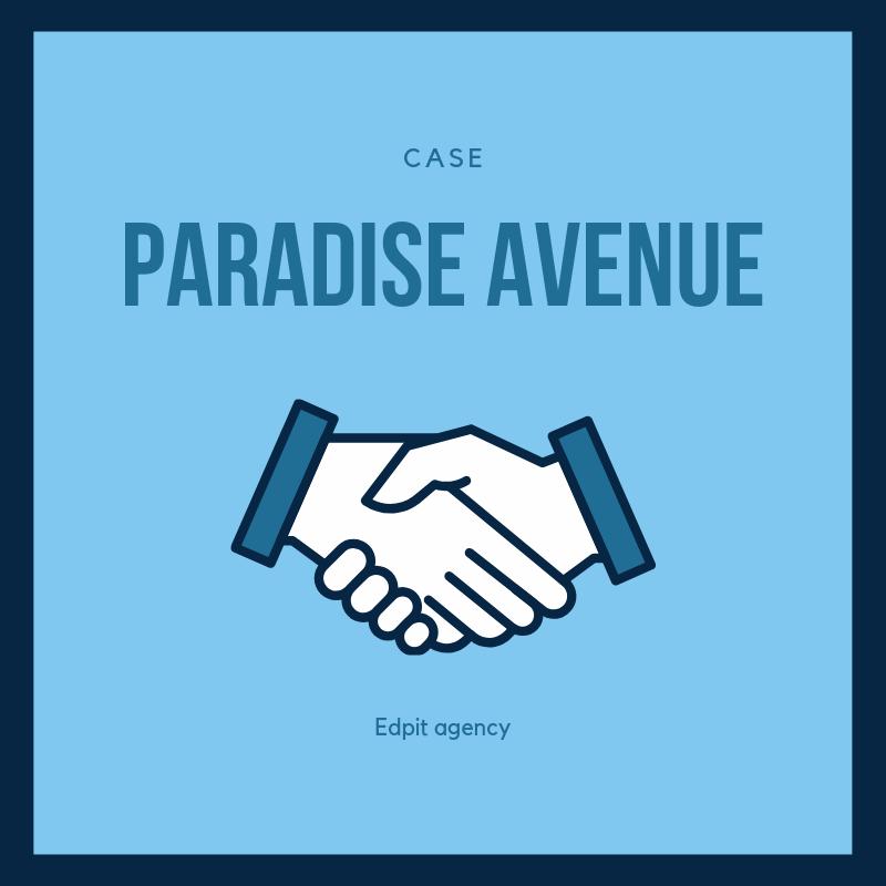 Кейс рекламы по Paradise Avenue