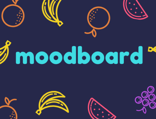 What is moodboard?