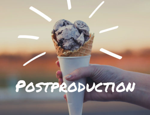 What is post production?