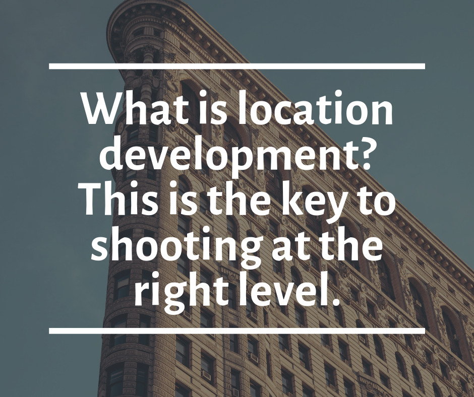 What is location development
